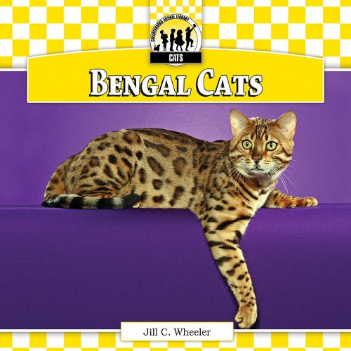 9781604537284: Bengal Cats (Checkerboard Animal Library: Cats)