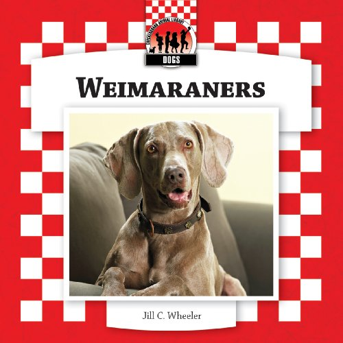 Weimaraners (Checkerboard Animal Library: Dogs) (160453785X) by Jill C. Wheeler