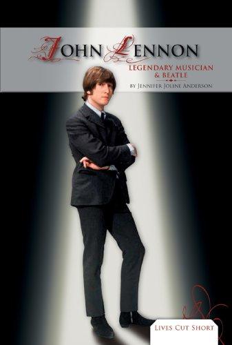 9781604537901: John Lennon: Legendary Musician & Beatle (Lives Cut Short)