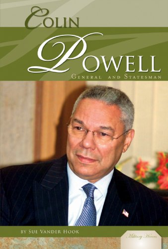 9781604539653: Colin Powell: General & Statesman (Military Heroes)