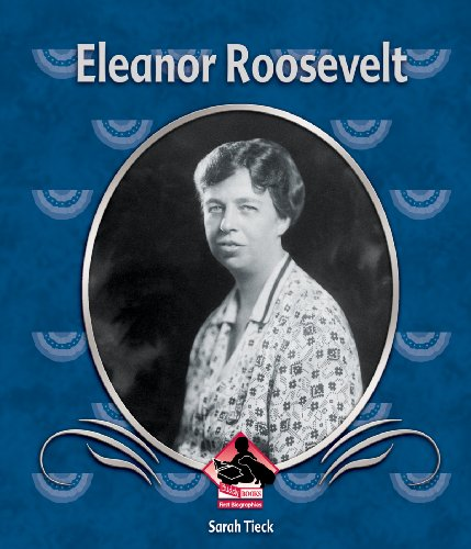 9781604539868: Eleanor Roosevelt (First Biographies)