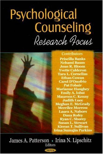 9781604560411: Psychological Counseling Research Focus