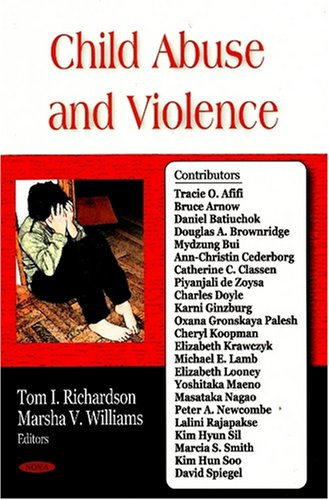 9781604561289: Child Abuse and Violence