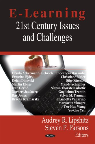 9781604561562: E-Learning: 21st Century Issues and Challenges