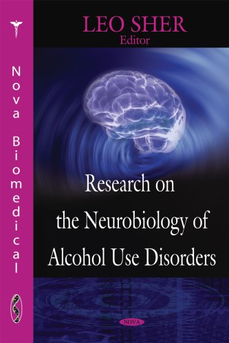 9781604561975: Research on the Neurobiology of Alcohol Use Disorders (Nova Biomedical)