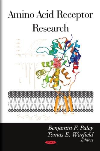 Amino Acid Receptor Research: Benjamin F. Paley