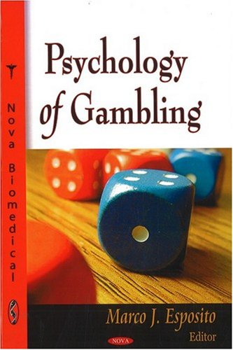 Psychology of gambling book 22 casino online pings september trackback