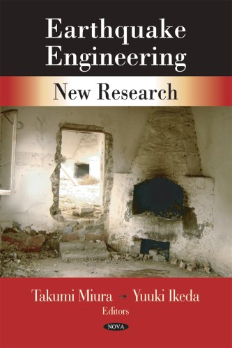 9781604567366: Earthquake Engineering: New Research