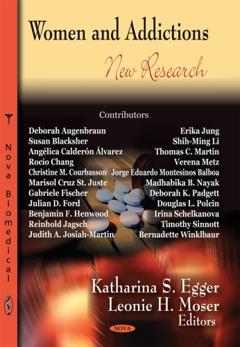 Women and Addictions: New Research: Katharina S. Egger
