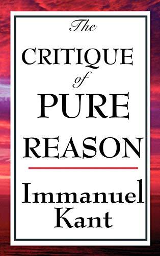 9781604592757: The Critique of Pure Reason
