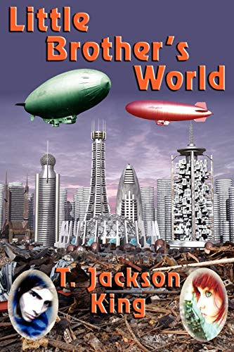 Little Brother's World: T. Jackson King