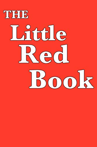 9781604599480: THE LITTLE RED BOOK