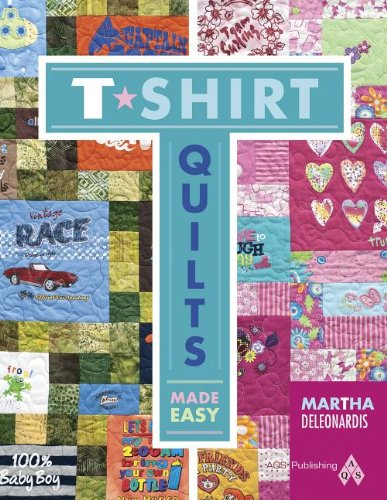 9781604600148: T-Shirt Quilts Made Easy