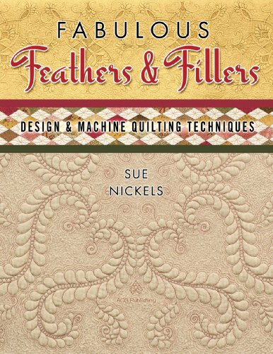 9781604600605: Fabulous Feathers Fillers - Design & Machine Quilting Tech