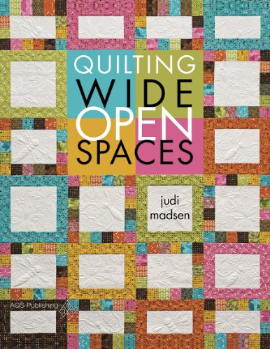 Quilting Wide-Open Spaces (160460106X) by Madsen