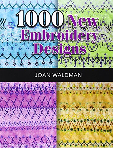 9781604601619: 1000 New Embroidery Designs