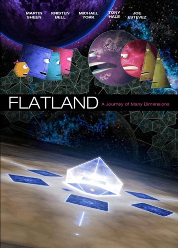 9781604615371: Flatland - The Movie DVD