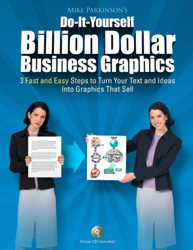 9781604616187: Do-It-Yourself Billion Dollar Business Graphics