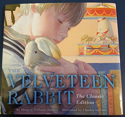 The Velveteen Rabbit (Kohl's Edition) (1604640324) by [???]