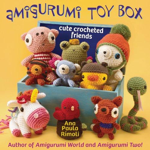 Book : Amigurumi World: Seriously Cute Crochet - Rimoli ... | 300x300