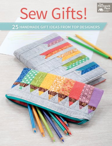 9781604683011: Sew Gifts: 25 Handmade Gift Ideas from Top Designers