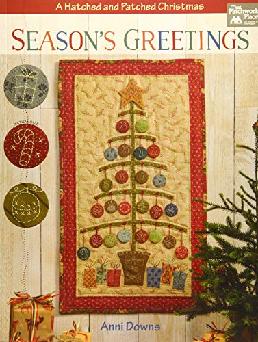 9781604687187: Season's Greetings: A Hatched and Patched Christmas