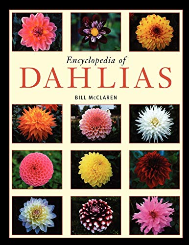Encyclopedia of Dahlias: McClaren, Bill