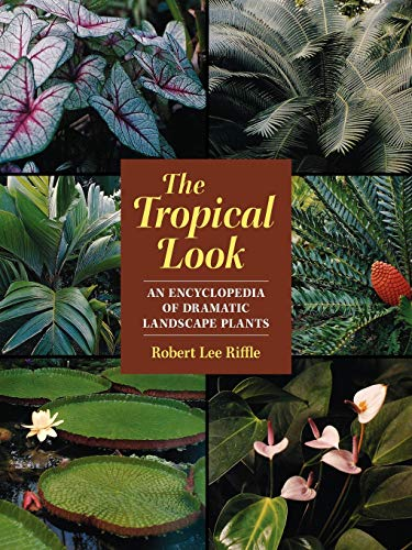 9781604690835: The Tropical Look: An Encyclopedia of Dramatic Landscape Plants