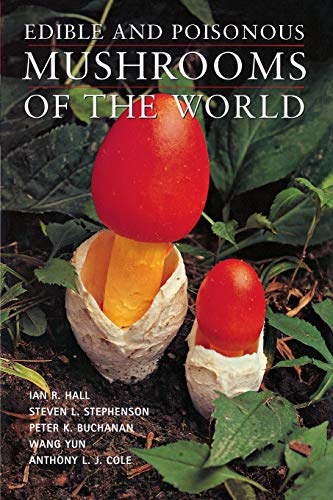 9781604692471: Edible and Poisonous Mushrooms of the World