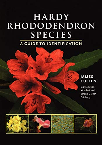 9781604694468: Hardy Rhododendron Species: A Guide to Identification