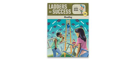 9781604711196: Ladders to Success on the State Exam, Coach Hawaii (Reading, High School)