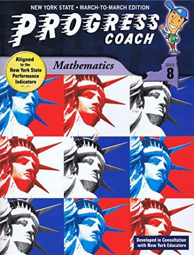 9781604713022: Progress Coach Mathematics Grade 8