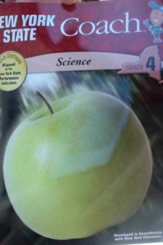 9781604717211: New York State Coach Science Grade 4