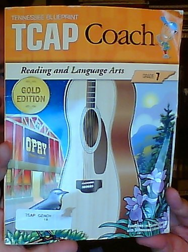 Tennessee Blueprint TCAP Coach: Reading and Language: Triumph Learning LLC