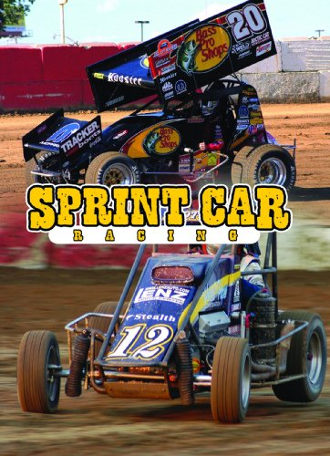 9781604723779: Sprint Car Racing (The Thrill of Racing)