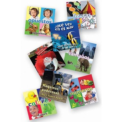 9781604728460: All Bilingual Board Books (Spanish and English Edition)