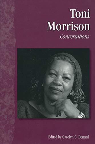 Toni Morrison: Conversations - Denard, Carolyn C. (edt)