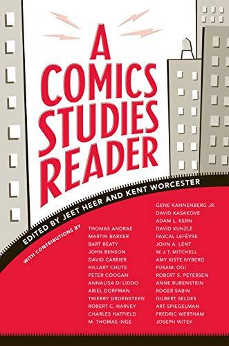 9781604731095: A Comics Studies Reader