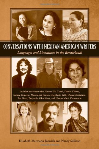 9781604732153: Conversations with Mexican American Writers: Languages and Literatures in the Borderlands (Literary Conversations)