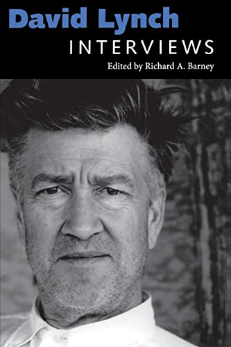 9781604732375: David Lynch: Interviews (Conversations With Filmmakers Series)