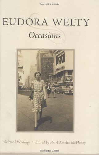 9781604732641: Occasions: Selected Writings