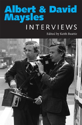 9781604733648: Albert and David Maysles: Interviews (Conversations with Filmmakers Series)