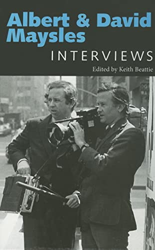 9781604733655: Albert and David Maysles: Interviews (Conversations with Filmmakers Series)