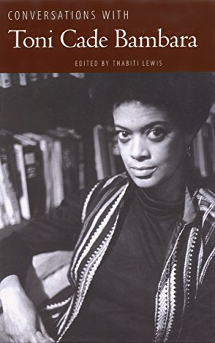 9781604734324: Conversations with Toni Cade Bambara (Literary Conversations Series)