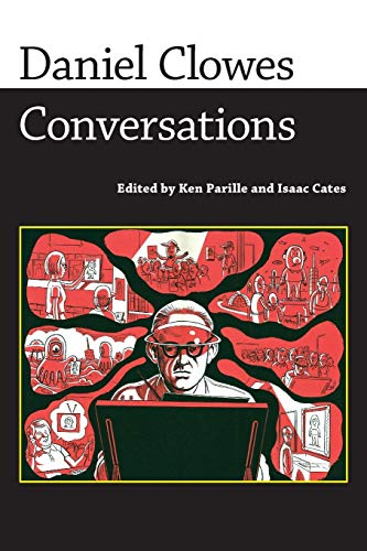 9781604734416: Daniel Clowes: Conversations (Conversations with Comic Artists Series)