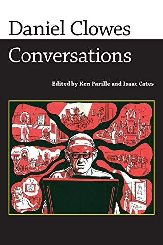 9781604734416: Daniel Clowes: Conversations (Conversations with Comics Artists Series)