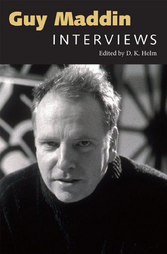 9781604735628: Guy Maddin: Interviews (Conversations with Filmmakers Series)