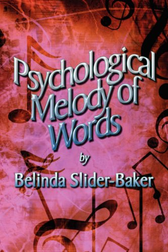 9781604742480: Psychological Melody of Words