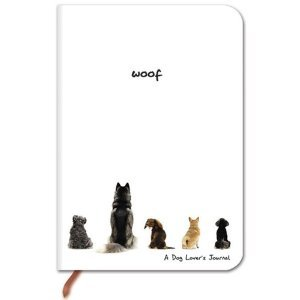 Woof: A Dog Lover's Journal: Paperblanks