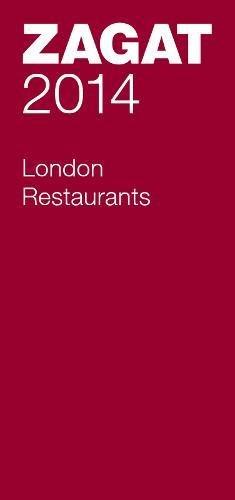 9781604785685: Zagat 2014 London Restaurants